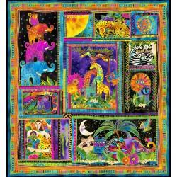 Mythical Jungle - Panel...