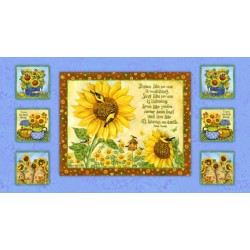 Sunny Blossom - panel (13,72m)
